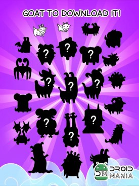 Скриншот Goat Evolution - Козы с ума / Goat Evolution - Clicker Game №4