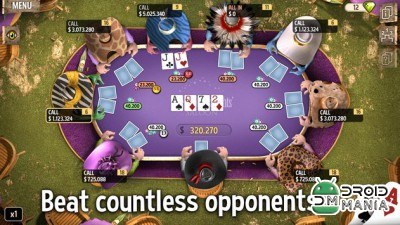 Скриншот Governor of Poker 2 Premium №4