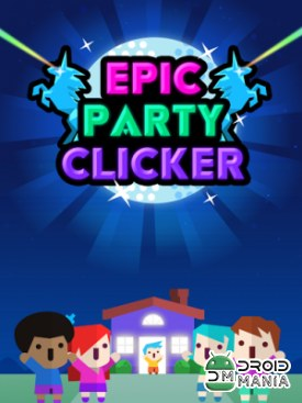 Скриншот Epic Party Clicker - The Game №1