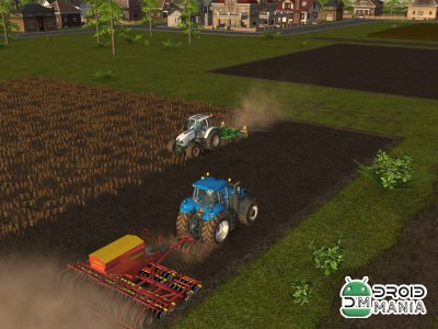 Скриншот Farming Simulator 16 №4