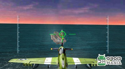 Скриншот WW2 Pacific Fighter Attack 3D №4