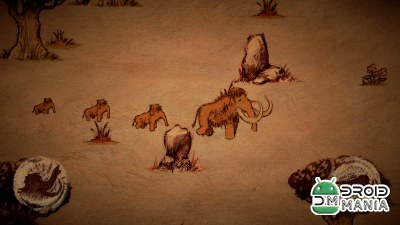 Скриншот The Mammoth: A Cave Painting №4