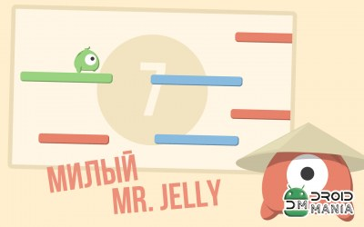 Скриншот Mr. Jelly №4