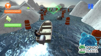 Скриншот Speed Boat Parking 3D 2015 №4
