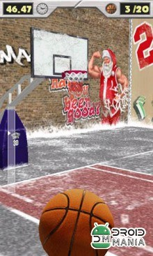 Скриншот Basketball Shots 3D (2010) №4