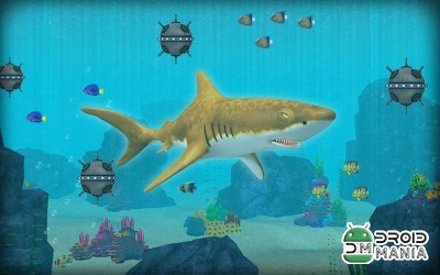 Скриншот Shark Attack Simulator 3D №3