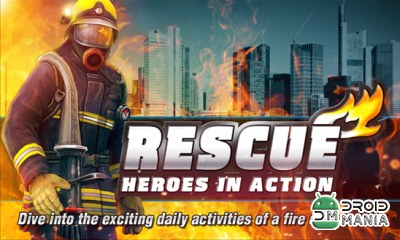 Скриншот RESCUE: Heroes in Action №1