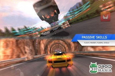 Скриншот Racing Rush 3D: Death Road №4