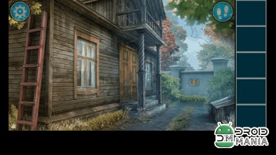 Скриншот Escape The Ghost Town HD №1