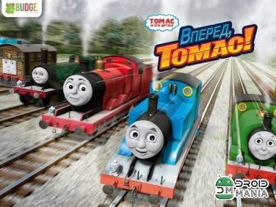 Скриншот Thomas & Friends: Go Go Thomas №1