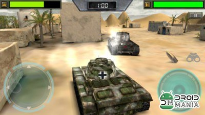 Скриншот War World Tank 2 №2