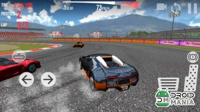 Скриншот Car Racing Simulator 2015 №2