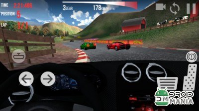 Скриншот Car Racing Simulator 2015 №4