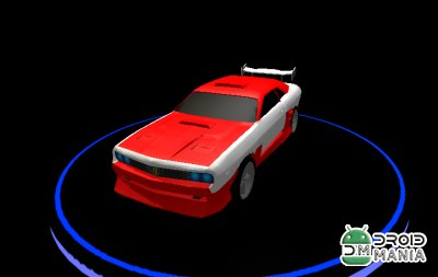 Скриншот Muscle Car Trial New №1