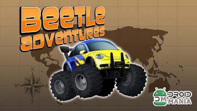 Скриншот Beetle Adventures №1