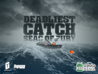 Скриншот Deadliest Catch: Seas of Fury №1