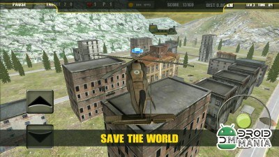 Скриншот Army Helicopter Simulator 3D №4