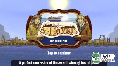 Скриншот Le Havre: The Inland Port №1