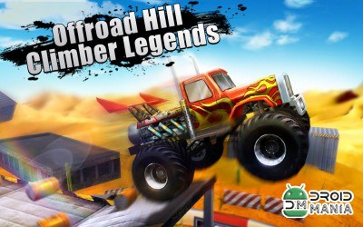 Скриншот Offroad Hill Climber Legends №1