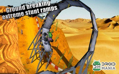 Скриншот Offroad Hill Climber Legends №3