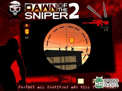 Скриншот Dawn Of The Sniper 2 №1