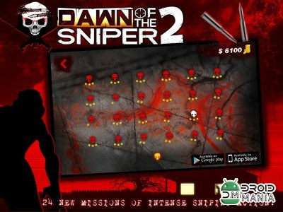 Скриншот Dawn Of The Sniper 2 №2