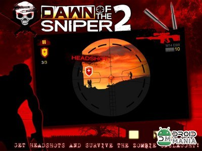 Скриншот Dawn Of The Sniper 2 №4