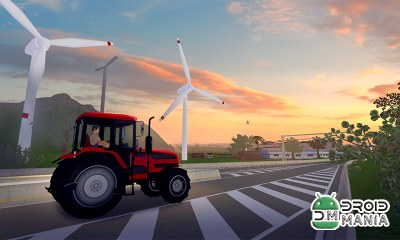 Скриншот Real Tractor Simulator 2016 №2