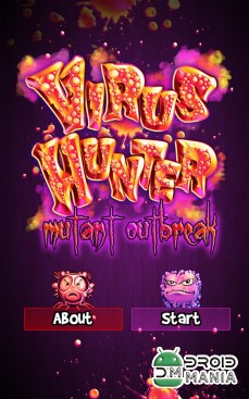 Скриншот Virus Hunter: Mutant Outbreak №1