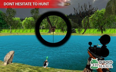 Скриншот Jungle Sniper Birds Hunting 3D №1