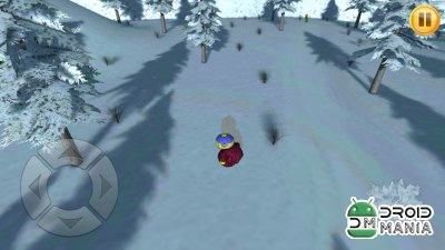 Скриншот Winter Snow Fighting 3D №1