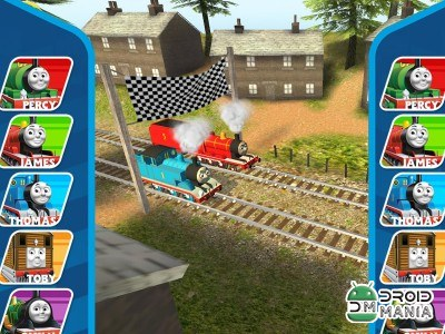 Скриншот Thomas & Friends: Go Go Thomas №2