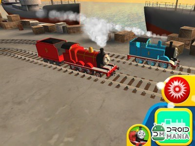 Скриншот Thomas & Friends: Go Go Thomas №3