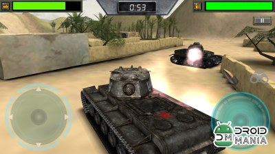 Скриншот War World Tank 2 №3