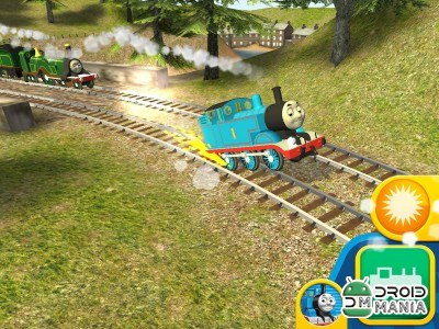 Скриншот Thomas & Friends: Go Go Thomas №4