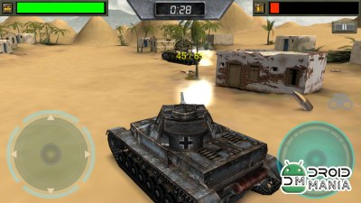 Скриншот War World Tank 2 №4
