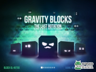Скриншот Gravity Blocks X №1