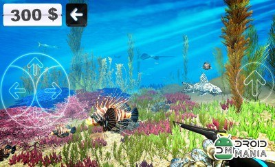 Скриншот Spearfishing 3D №3