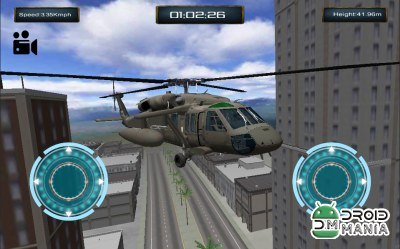 Скриншот Gunship Battle: Helicopter Sim №3