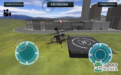 Скриншот Gunship Battle: Helicopter Sim №4
