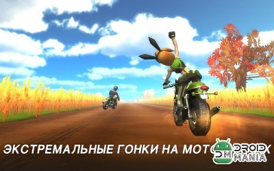 Скриншот Rush Star - Bike Adventure №1