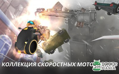 Скриншот Rush Star - Bike Adventure №4