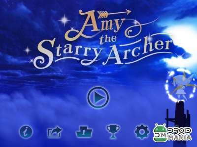 Скриншот Amy the Starry Archer №2