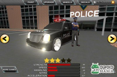 Скриншот Crime City Real Police Driver №3