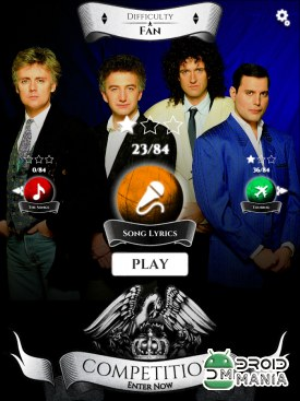 Скриншот Queen: Play the Game №3