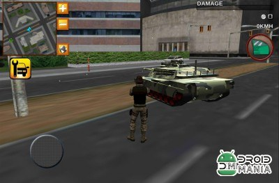 Скриншот Army Extreme Car Driving 3D №2