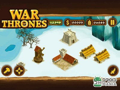 Скриншот War Of Thrones Pro №1