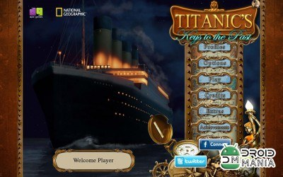 "Скриншот ""Titanic's"" Keys to the Past №2"