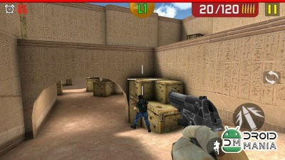 Скриншот Shoot Hunter-Killer 3D №1