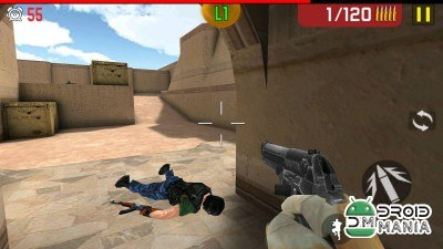 Скриншот Shoot Hunter-Killer 3D №2